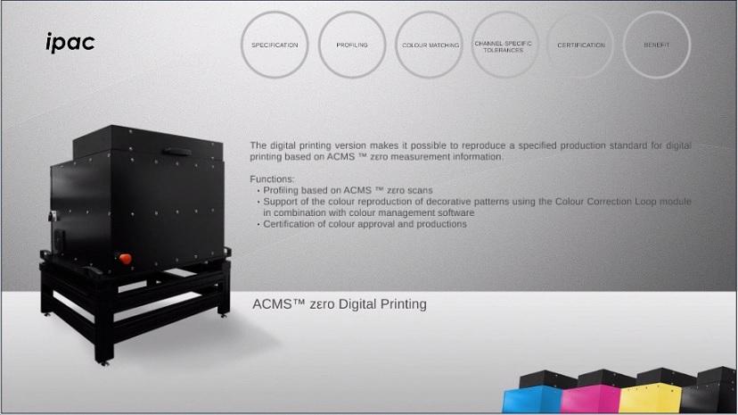 ACMS™zεro-Digital Printing