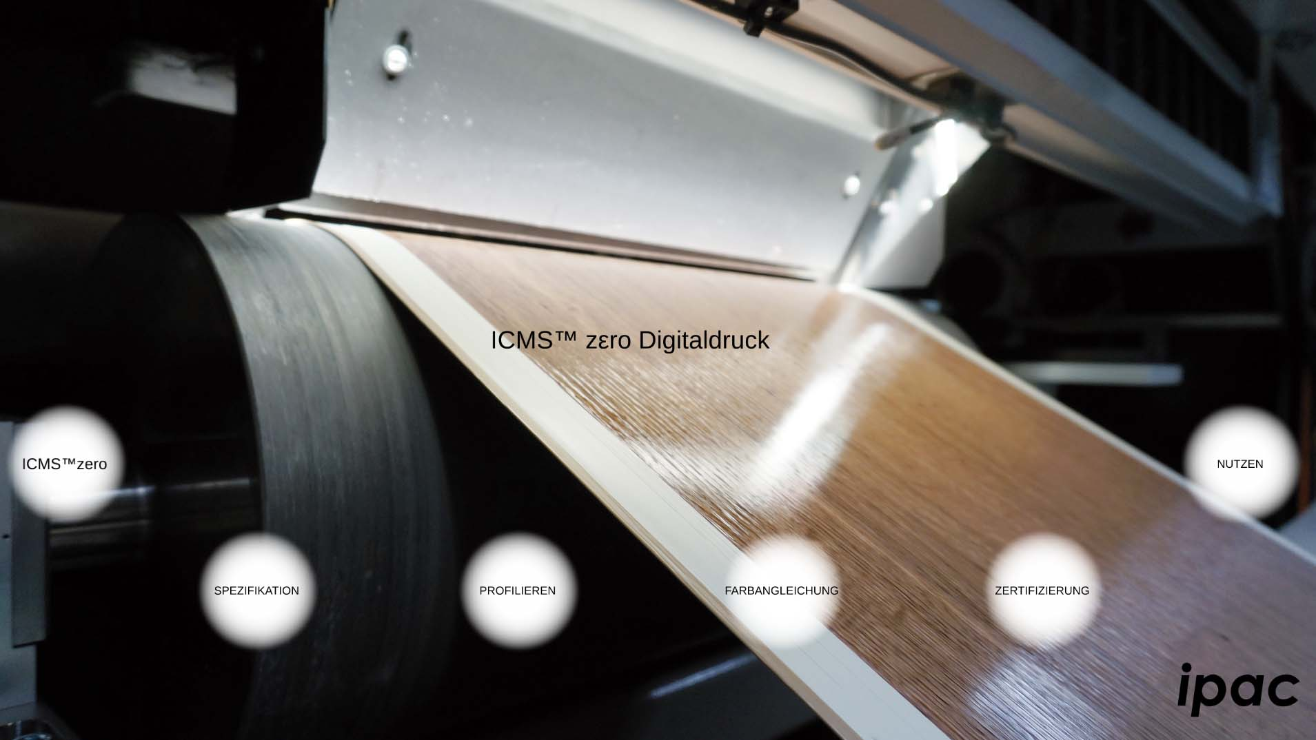 ICMS zero Digitaldruck
